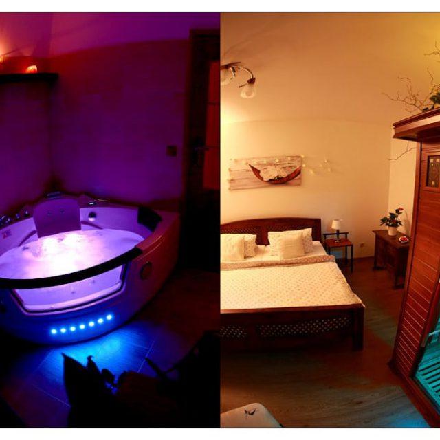 WELLNESS POBYT PRO DVA – ČESKÝ RÁJ – privátní sauna a vířivka